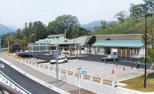 道の駅 「高千穂」