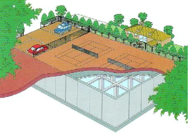 雨水貯留浄化システム ライブアクアス